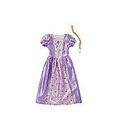 Disney Princess Rapunzel Reversible Dress-Up Costume years 05 - 06 Purple/White