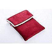 "Red 10"" Tablet & Ipad Sleeve by Mooki Sac"