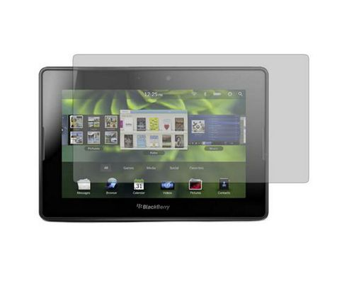 iTALKonline S-Protect LCD Screen Protector and Micro Fibre Cleaning Cloth - For BlackBerry PlayBook