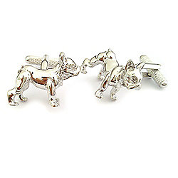 French Bulldog Pet Dog Cufflinks - ck949