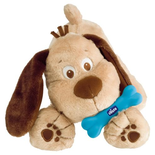 Chicco My First Puppy Interactive Soft Toy