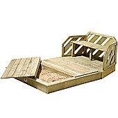 Plum Premium Wooden Sandpit
