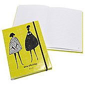 Lisa Stickley Witty A5 Notebook