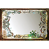 Alterton Furniture Miscellaneous Filigree Border Mirror