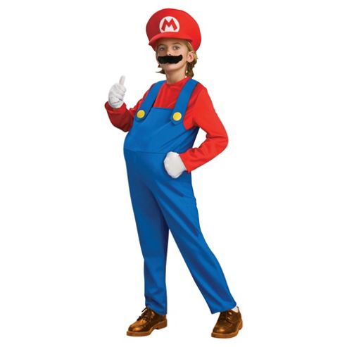 Rubies UK Deluxe Mario- L