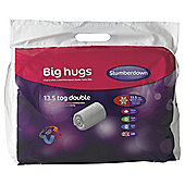 Slumberdown Big Hugs Duvet 13.5 Tog, Double