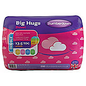 Slumberdown Double Duvet 13.5 Tog - Big Hugs