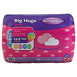Slumberdown Double Duvet 13.5 Tog - Big Hugs