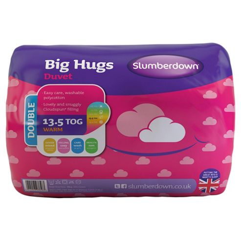 Slumberdown Big Hugs Double Duvet 13.5 Tog