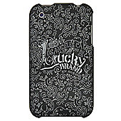Lucky Brand Los Angeles iPhone 3G case