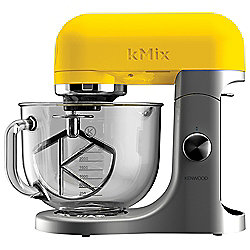 Kenwood kMix Stand Mixer, Yellow