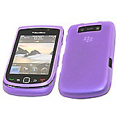 iTALKonline 15030 Purple SnapGuard Protection Case - BlackBerry 9800 Torch