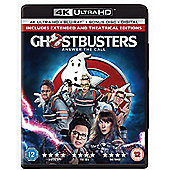 Ghostbusters 4K Ultra HD & Blu-ray