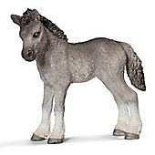 Schleich Fell Pony Foal 13741