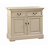 YP Furniture Country House Two Door Sideboard - Ivory