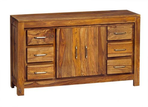 Indian Hub Stone Sheesham Sideboard