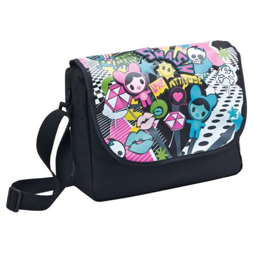Smash Girls' Messenger Bag
