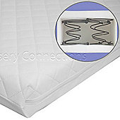 Nursery Connections Unbound Spring Cot Bed Mattress 139x69cm