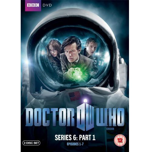 Doctor Who Series 6 Vol 1 (DVD Boxset)