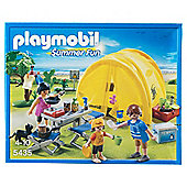 Playmobil Summer Fun Family Camping Trip 5435