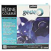 Gedeo Colour Resin 150ml - Lazuli