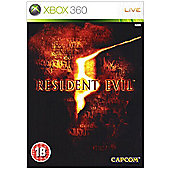 Resident Evil Gold Edition (Xbox 360)