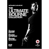 The Bourne Identity/The Bourne Supremacy/The Bourne Ultimatum  (DVD Boxset)