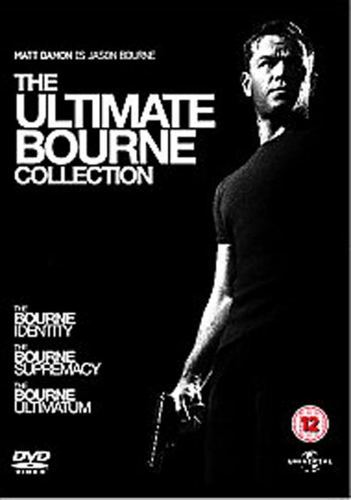 The Bourne Identity/The Bourne Supremacy/The Bourne Ultimatum  (DVD Boxset)