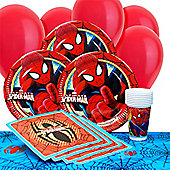 Spiderman Party Pack For 8