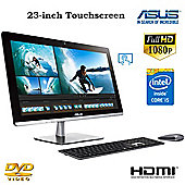 ASUS ET2321IUTH-BF001Q 23 inch Touchscreen All-in-One PC Intel Core i5-4200U 8GB RAM 2TB HDD Windows 8