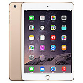 Apple iPad mini 3, 128GB, WiFi - Gold