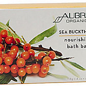 Solaray Sea Buckthorn Skincare Bar With Sandalwood Bar Soap