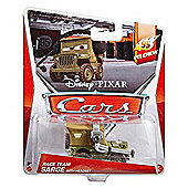 Disney Pixar Cars Diecast Race Team Sarge with Headset