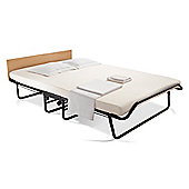 Jay-Be Double Deluxe Folding Guest Bed with Memory Foam Mattress