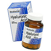 Hyalluronic Acid 55mg