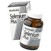 Healthaid Selenium Plus (A C E & Zinc) 60 Tablets
