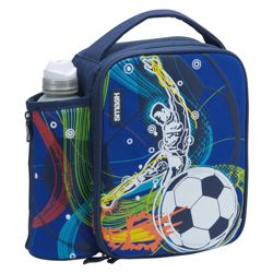 Smash Football Bag and Bottle