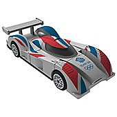 Racers - Team GB Endurance - White - London 2012 Olympics - Hornby