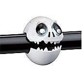 Crazy Stuff Front Light: Skull