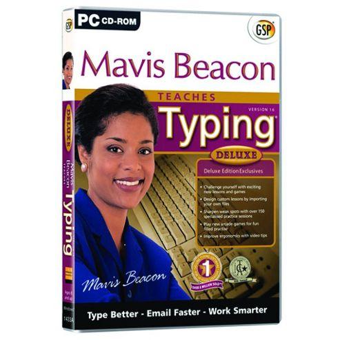 Mavis Beacon Teaches Typing Deluxe V16