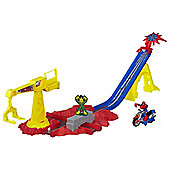 Playskool Heroes - Spider-Man Crane Capture Set