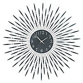 Gardman Feather Clock