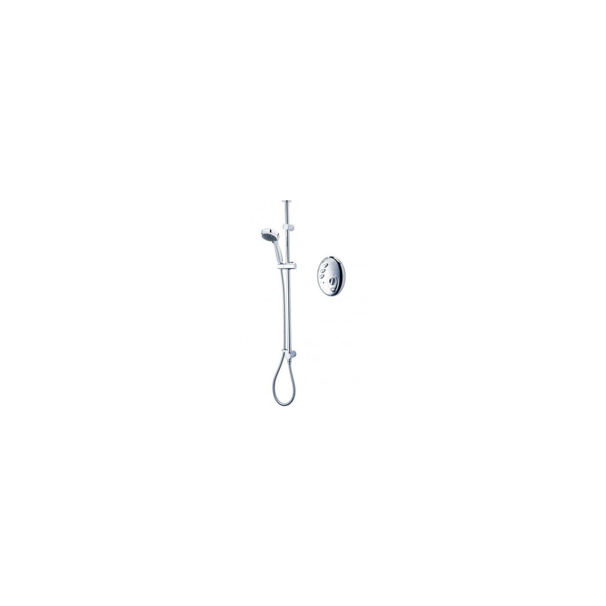 Triton Aspirante Digital Wireless Electric Shower Chrome 9.5 kW at Tesco Direct