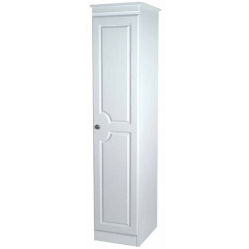 Welcome Furniture Pembroke Single Wardrobe - Beech