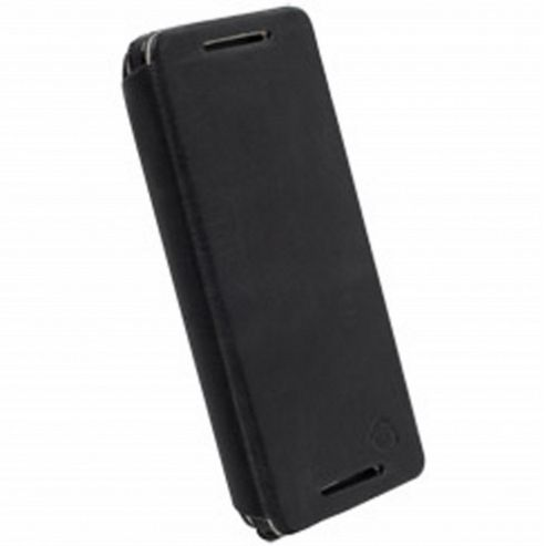Krusell Kiruna FlipCover Case for HTC One - Black