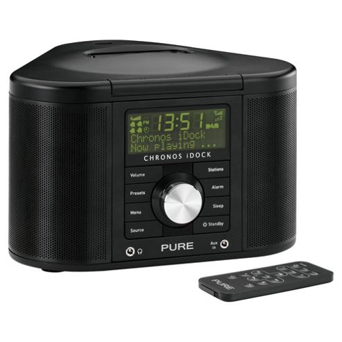 Pure outlet Chronos iDock SII Black