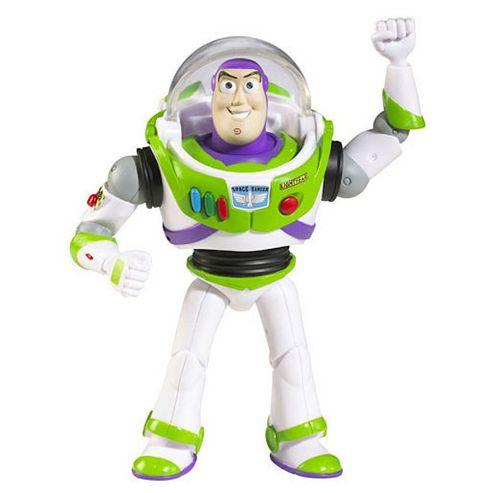 Toy Story - Basic Figure - Buzz Lightyear - Mattel