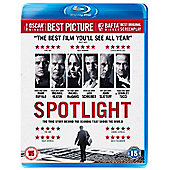 Spotlight Blu-ray