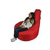 Ashcroft Outdoor Large Bean Bag Gaming Chair - Stone