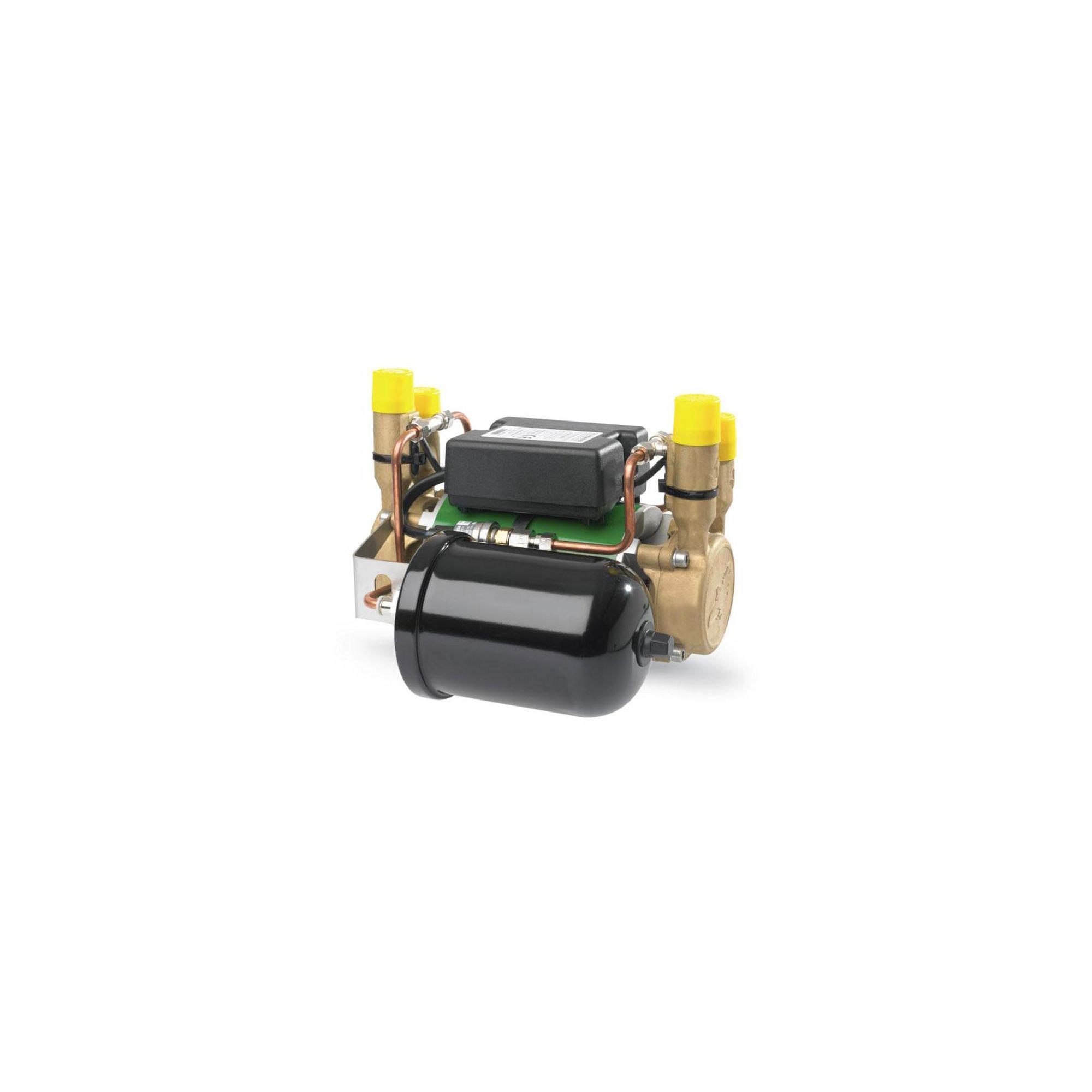 Salamander Force 15 TU Universal Twin Impeller Shower Pump, Positive or Negative Head, 1.5 Bar at Tesco Direct